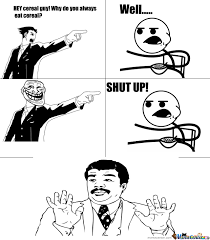 Watch Out Guys Meme - watch out guys we re dealing with cereal guy here by recyclebin