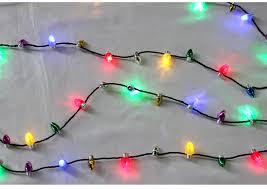 flashing christmas light necklace 8 flashing light holiday 46cm led christmas light necklace buy led