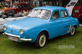 renault dauphine renault paledog photo collection