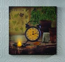 lighted canvas art with timer shelley b home and holiday radiance lighted canvas with timer