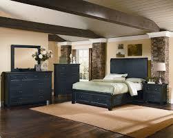 Storage Bedroom Set Timber Mill Storage Bedroom Set Charcoal Finish Bb56 557