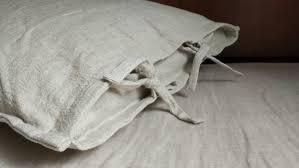 organic hemp pillowcase hemp linen unique organic pillow