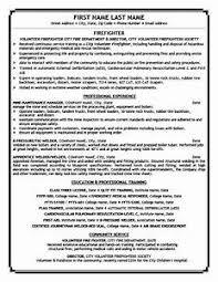 firefighter resume template firefighter resume template pointrobertsvacationrentals