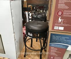 furniture awesome costco bar stools design for kitchen furniture