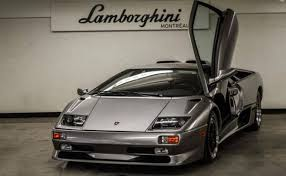 used lamborghini diablo for sale in montreal 1999 lambo diablo with only 1 8 kilometres