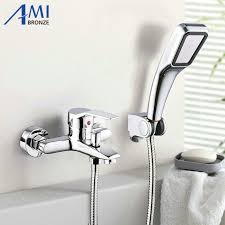 Wall Bathroom Faucet by Online Get Cheap Bathroom Tub Aliexpress Com Alibaba Group