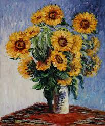 sunflowers for sale sunflowers by claude monet for sale jacky gallery paintings