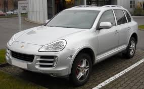 Porsche Cayenne 955 - file porsche cayenne front 20081206 jpg wikimedia commons