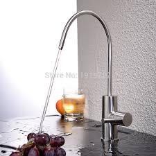 water filter faucet stainless steel elegant series lead free