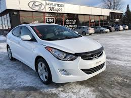 siege hyundai hyundai magog used 2013 hyundai elantra for sale in magog