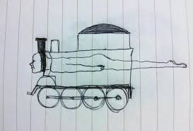 true form thomas tank engine boing boing