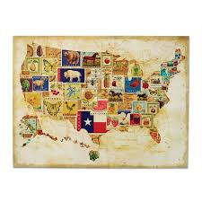 wooden usa map wall modern bedrooms ideas painting