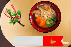 Japanese New Year Traditional Decorations by Ozoni Recipe Fresh Tastes Blog Pbs Food