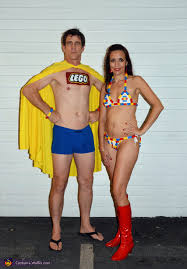 Kids Lego Halloween Costume Captain Lego Lego Couples Halloween Costume