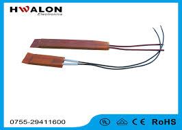 Hair Dryer Glue 220v insulating thin heater ptc thermistor for hair dryer gun