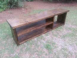 coastal oak designs wooden bench for shoes and boots