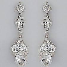 wedding earrings chandelier bridal earrings pastal names