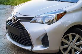 2015 toyota yaris with four speed automatic transmission youtube