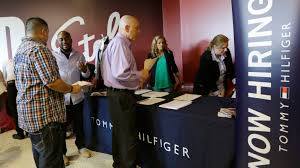 Jobless Claims by Us Unemployment Claims Below 300 000 For A Record Low 119 Weeks