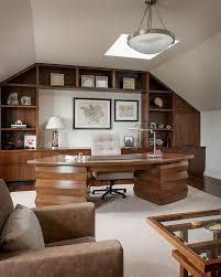 20 trendy ideas for a property workplace with skylights decor