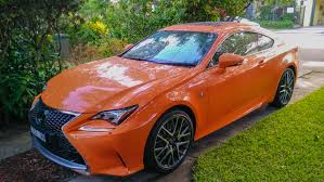 lexus rc price uk lexus rc 350 f sport australian review gizmodo australia