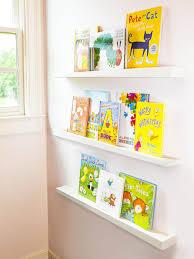 how to build a ledge bookshelf hgtv