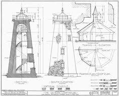 lighthouse floor plans architectural drawing lighthouse the details on these
