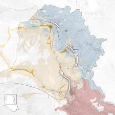 Strategic Group Map Iraqi Forces Map Plan Against Isis With Strategic Use Of Militias