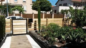 portails de jardin clôture portails portillons jardin design