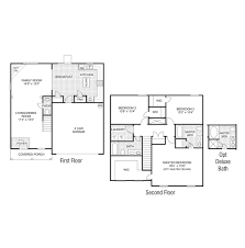 dr horton floor plan shane salem springs winston salem north carolina d r horton