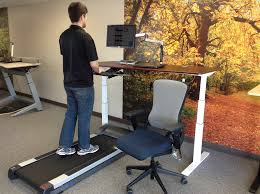 Walking Desk Treadmill Thermotread Gt Treadmill Notsitting Com