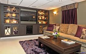 Purple Living Room by Living Room Ideas Samples Layout Basement Living Room Ideas