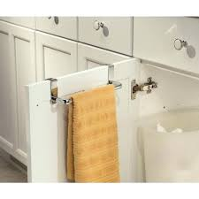 kitchen cabinet towel rack kitchen towel rack under sink kitchen cabinet towel bars under rack
