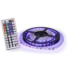 color changing led strip lights with remote evertek wholesale computer parts 16 12v 300 color changing led