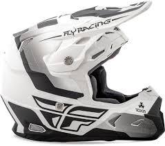 matte black motocross helmet 143 96 fly racing toxin graphic mx helmet 1061780