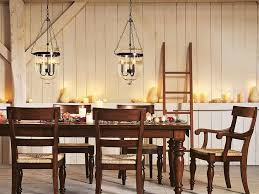 Dining Room Pottery Barn Style Dining Rooms Succeeding - Pottery barn dining room chairs