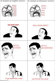 Lebanese Memes - ragegenerator rage comic lebanese memes