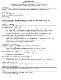 Occupational Therapy Resume Template Outstanding Occupational Therapy Resume New Grad 91 For Your