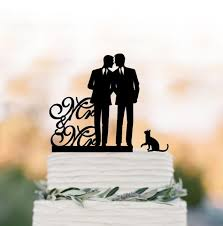 mr and mr cake topper wedding cake topper mr and mr cake toppers with dog
