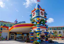Legoland Map Legoland Accommodation