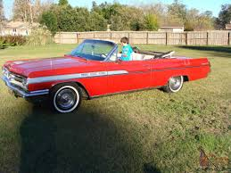 buick wildcat convertible classic red w white interior u0026 top 401