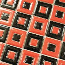 Red Kitchen Tile Backsplash by Online Buy Wholesale Red Kitchen Backsplash From China Red Kitchen