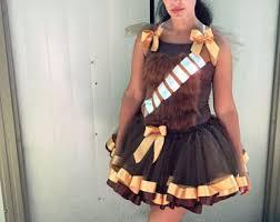 Chewbacca Halloween Costume Chewbacca Tutu Etsy