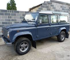 toyota land rover 2005 2008 land rover defender 2 4 110 county station wagon 16 995