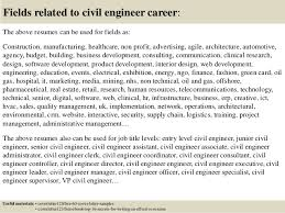 Sample Resume For Civil Site Engineer by Top 5 Civil Engineer Cover Letter Samples