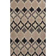 Rugs Indoor Outdoor by Flooring Dash And Albert Rugs Woven Black And Ivory Diamond
