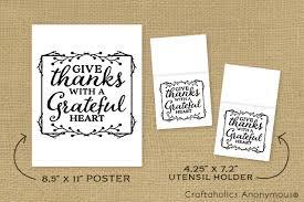 printable thanksgiving silverware holders happy thanksgiving