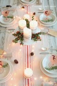 419 best christmas table setting ideas images on pinterest