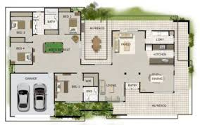 home design floor plans tropical home design ground floor plan ide buat rumah