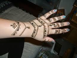 henna tattoo hand symbol design henna tattoo gallery